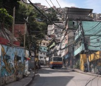 Faculty-Led Getting to Know Favelas in Rio