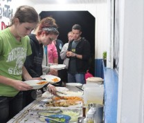 International Service Learning Dinner Brazilian Food