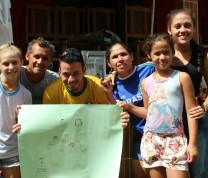 International Service Learning Friendship Local Culture