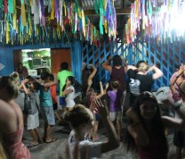 International Service Learning Fun Dance Group Dinamics