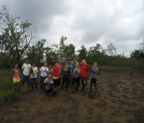 International Service Learning Mud Flats Group NDSU