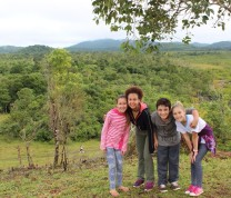 International Service Learning Nature Friendship