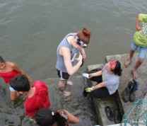 International Service Learning Swimming