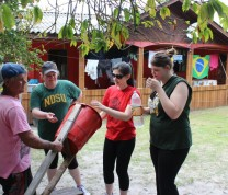 International Service Learning Team NDSU