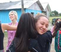 International Service Learning Time to Say Goodbye