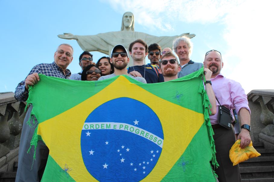 americans visiting brazil